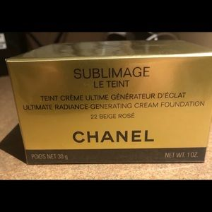 Brand New in Box Sealed Chanel Sublimage Le Tent